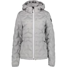 Icepeak Dadeville Jacket Women, grijs
